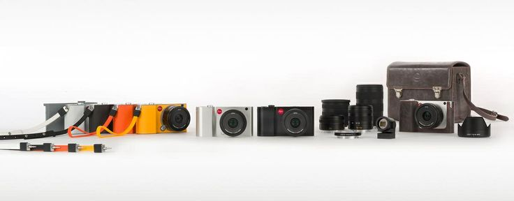 Leica T system