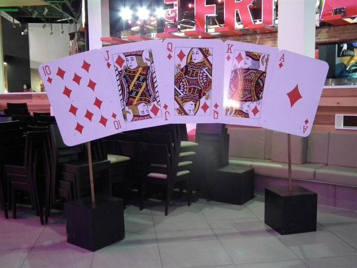 Pin By Teresa Henbest On Casino Night Decoration Ideas
