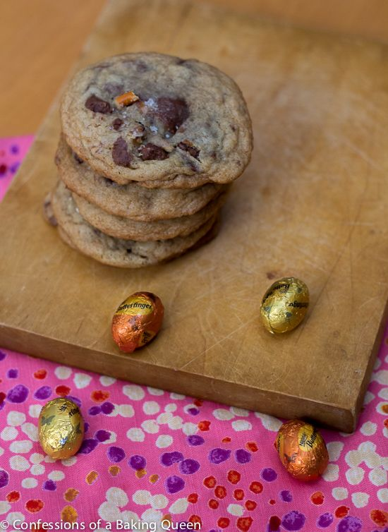 Peanut Butter Chocolate Chunk Cookies | COOKIES | Pinterest