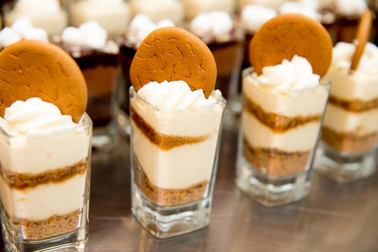 Cheesecake Shots :: The perfect Holiday party dessert! Martha's ...