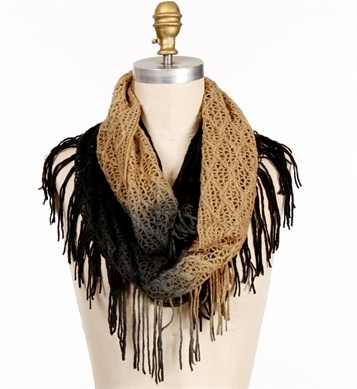 crochet scarf fringe on Etsy, a global handmade and