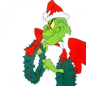 Holiday Clip Art | Clip art of the Grinch
