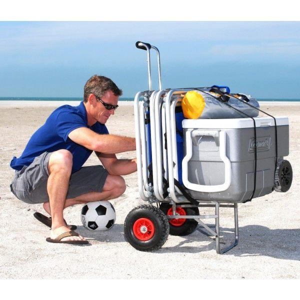 Beach Lugger Cart