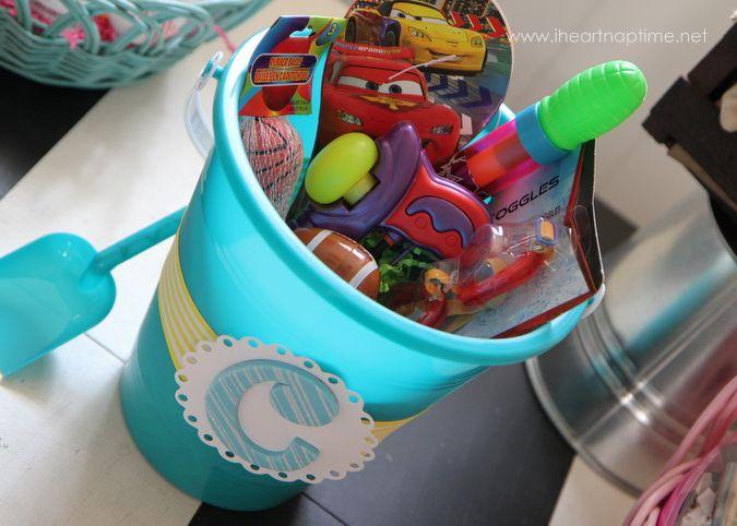 Cute Easter Basket Ideas Easter Pinterest