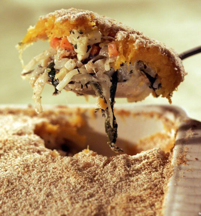 Mushroom And Root Vegetable Shepherd's Pie Recipes — Dishmaps