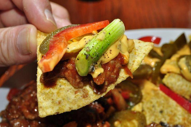 How to Make Nachos | Food Republic | Mmm Mmm Good | Pinterest