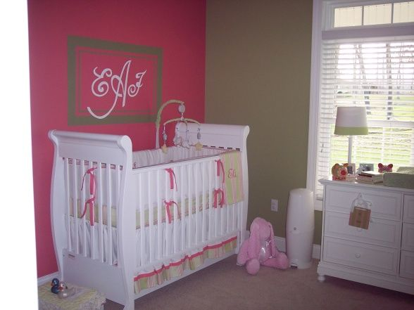 Twin Nursery For The Home Pinterest