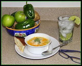 Easy Cheesy Broccoli Potato Soup