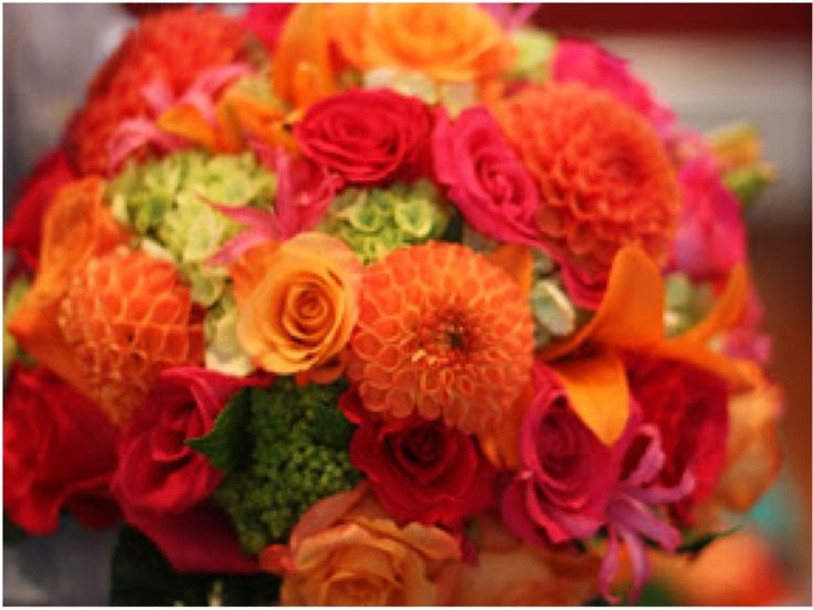 The Best In Season Flowers For A Fall Wedding On Always Forever Blog