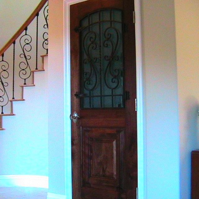 The door under my stairs woodworking pinterest for Door under stairs