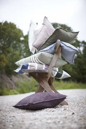 Ньюансные сочетания в декоративных подушках