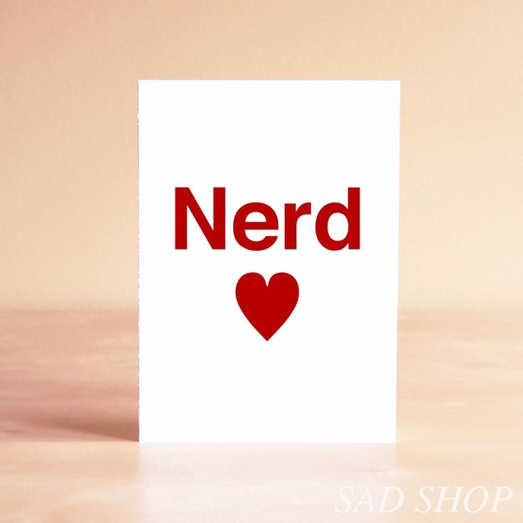 Wedding Gifts For Nerds : - Nerd Art - Valentine Card - Anniversary Card - Wedding Card - Gift ...