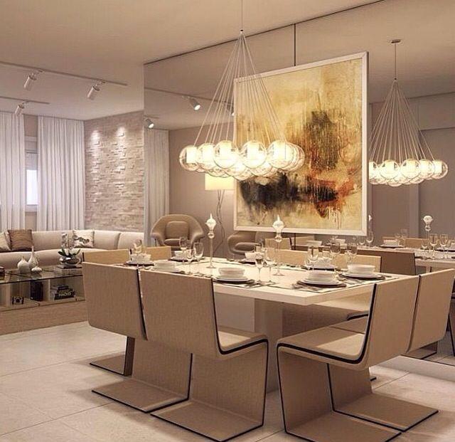 decoracao de interiores sala de jantar:Sala de jantar