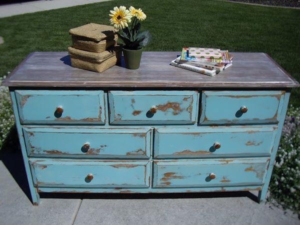 Refinishing Furniture Diy Pinterest