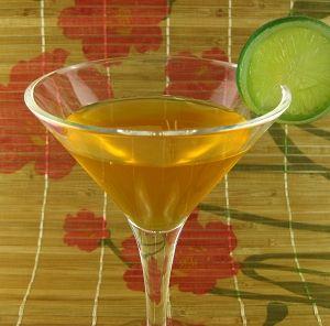 Iguana cocktail