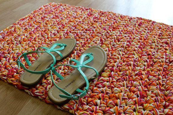 Lastest Colorful 5080cm Colorful Stripe Antislip Floor Bathroom Rug  RoseGal