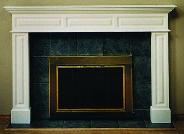 soapstone fireplace surrounds and mantel kits | Kensington Primed
