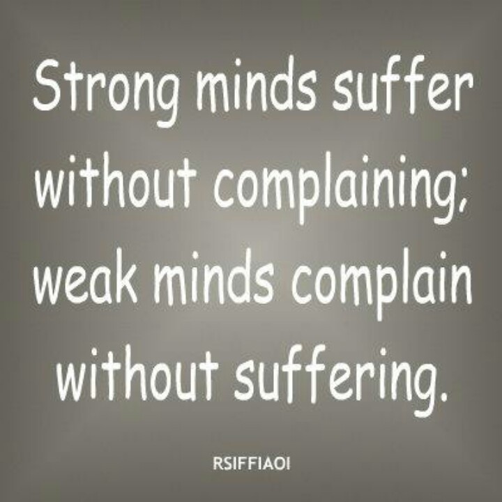 quotes about the weak minded