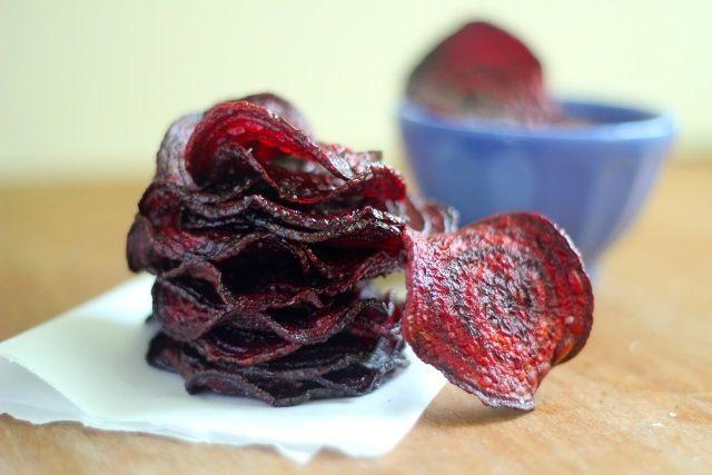 beet chips 2 | Paleo/primal/gluten-free | Pinterest