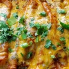 Angela's Awesome Enchiladas | Food | Pinterest