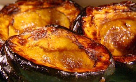 Maple Roasted Acorn Squash | Eat Your Veggies | Pinterest