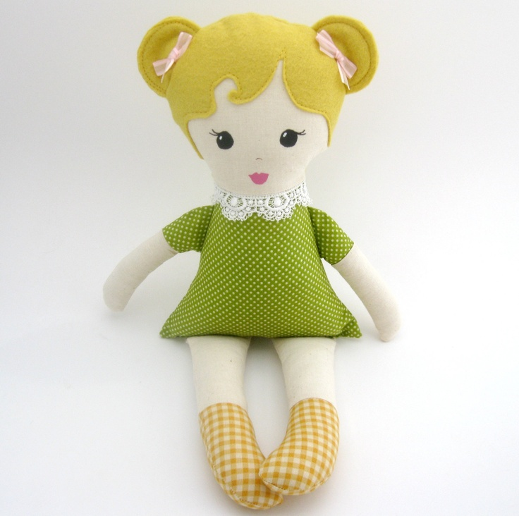 Ткань куклы Rag