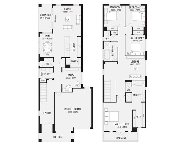 Shotgun House Plans Home Pinterest