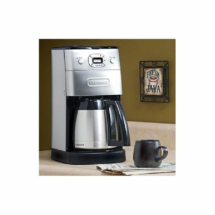 Grind and Brew Thermal 10 Cup Coffee Maker Mornin cup o jose;) Pinterest