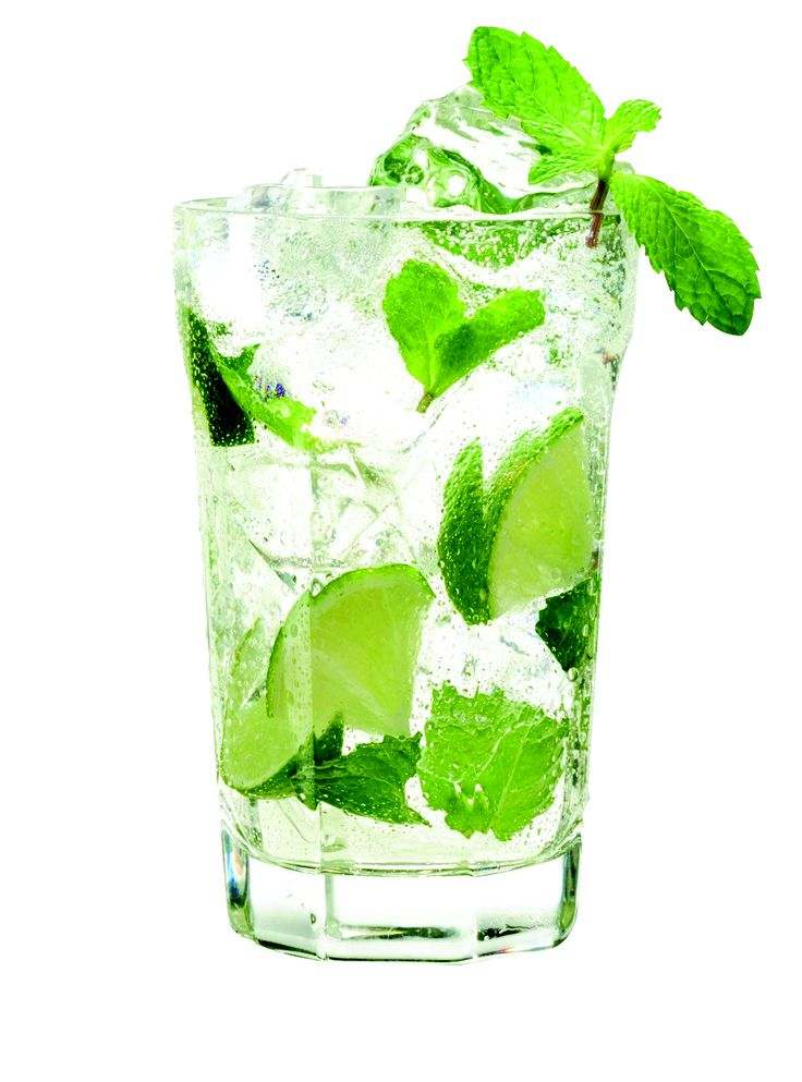 Mojito. Traditional cuban highball and favourite of author Ernest ...