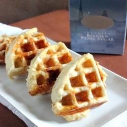"Liege"" Belgian Sugar Waffles | Pancakes & Waffles | Pinterest"