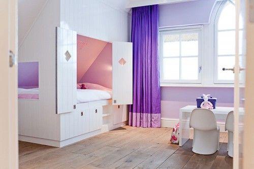 http://www.inspiratiebubbel.nl/interieur/gave-kinderkamer/