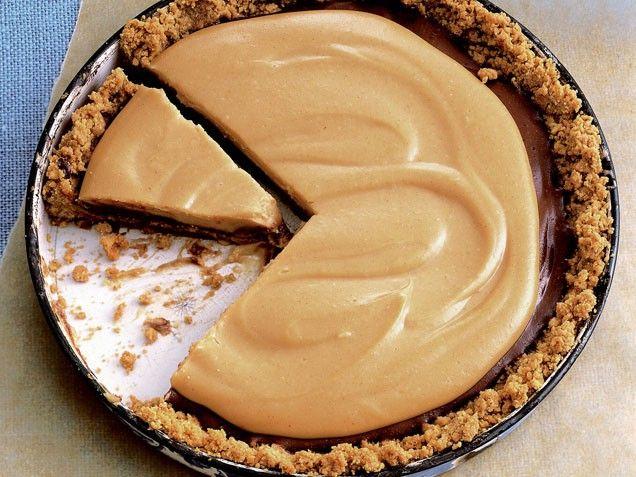 Chocolate Peanut Butter Pie (serves 12) Calories: 219; Carbs: 27g ...