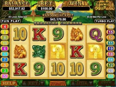 treasure 888 slots for free