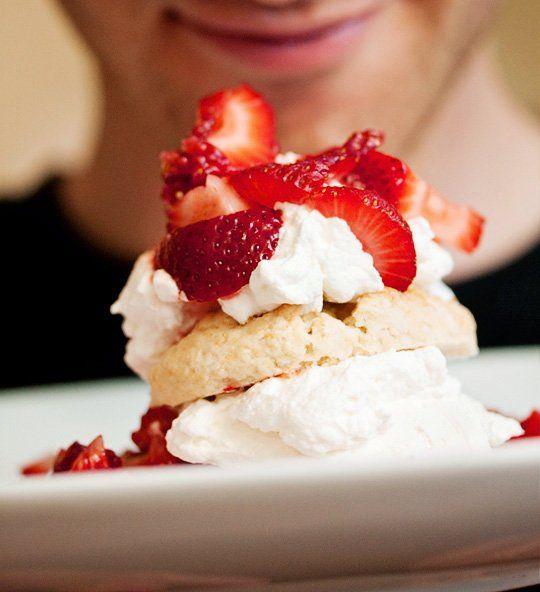 Summer Recipe: Old-Fashioned Strawberry Shortcake