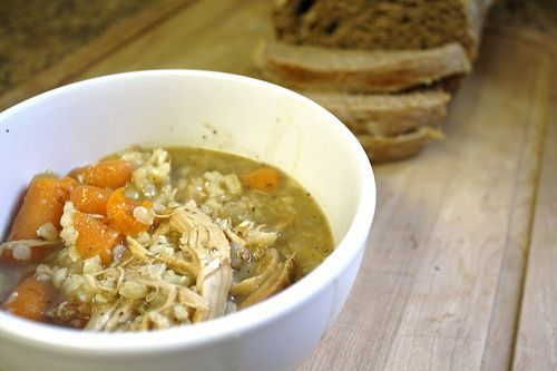 Hearty Chicken and Rice Soup Recipe | Recipes are MY Weakness | Pinte ...