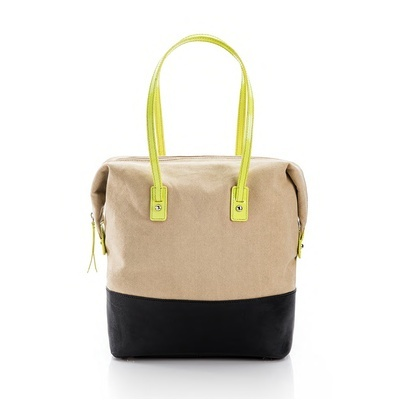 Carry All Tote -Love the neon