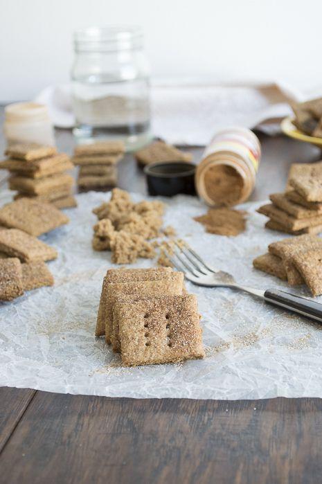 Brown Sugar Cinnamon Graham Crackers - scroll down for ingredients ...