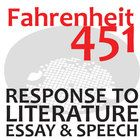 Essay questions for fahrenheit 451