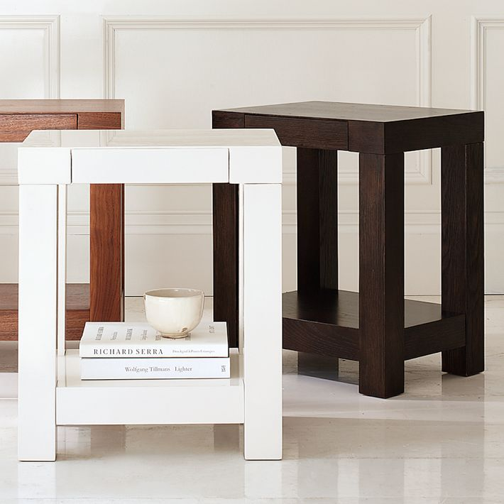 Parsons side table west elm images - West elm parsons console ...