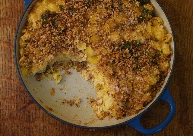 Pam Anderson's shells and cheese | Fooooood! | Pinterest