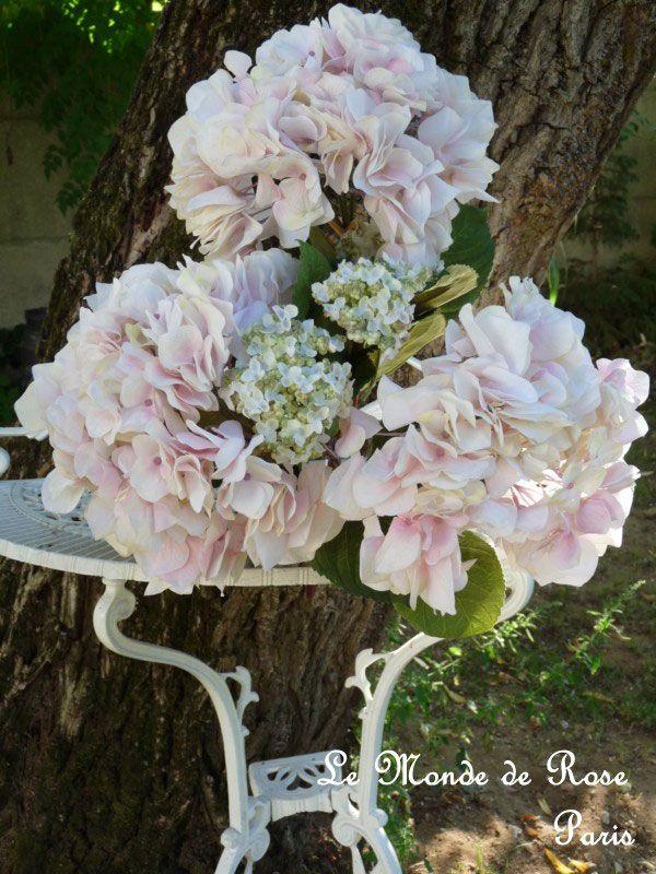 Sublime bouquet di ortensie
