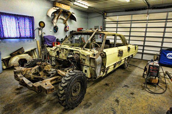 Building Demolition Derby Car : Best demo derby car paint jobs upcomingcarshq