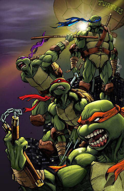 Raffaele Imperiale - Teenage Mutant Ninja Turtles