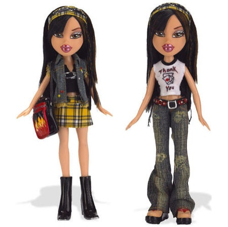 Bratz Style It Jade Bratz Dolls Pinterest