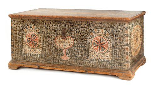 1780 blanket chest.