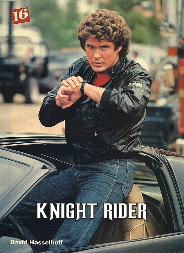 the knight rider alternative tv movie posters pinterest. Black Bedroom Furniture Sets. Home Design Ideas