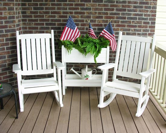 Outdoor Rocking Chairs  Just Rock!  Pinterest