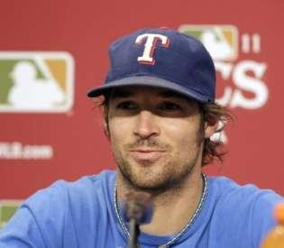 CJ Wilson. Yes in the For the Home category. Hoping!!