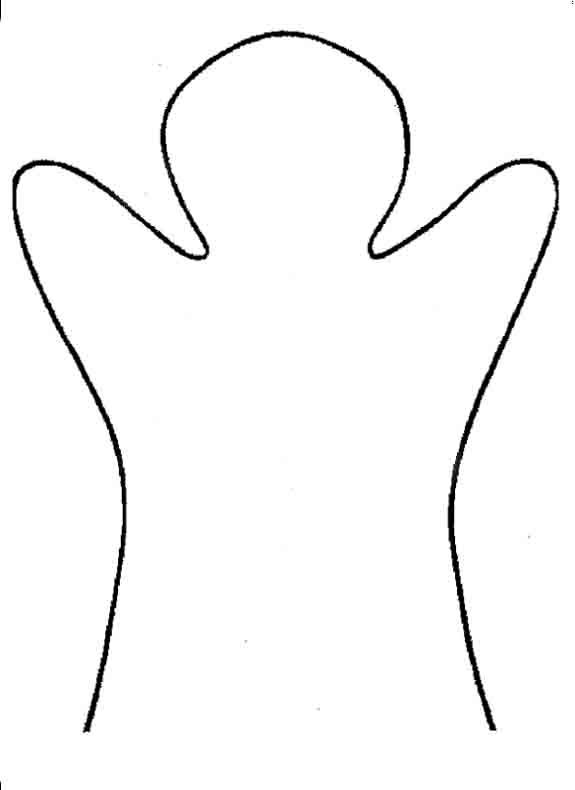 It is a graphic of Adaptable Hand Puppet Template Printable