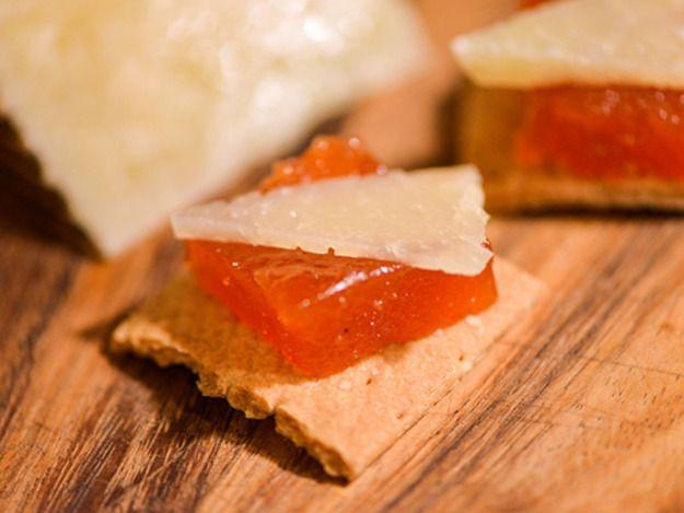 Quince Paste (Membrillo) | Preserve | Pinterest